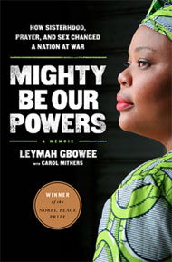 book cover of Mighty Be Our Powers